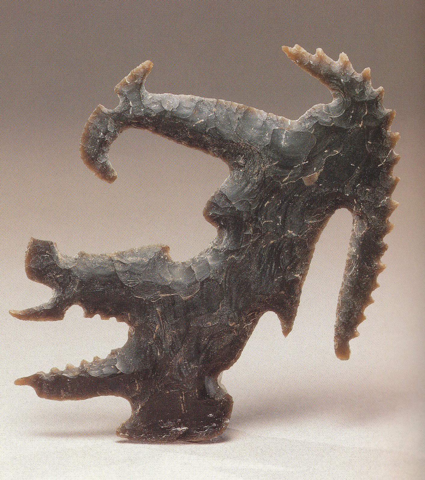 ancient maya artifact