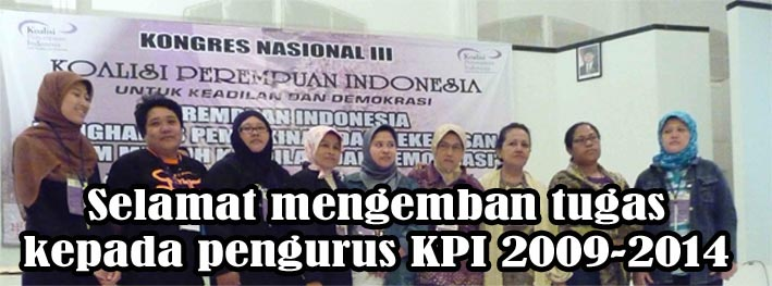 Koalisi Perempuan Indonesia