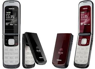 semua tipe handphone nokia lipat, jenis ponsel flip atau lipat, tipe apa saja handphone lipat