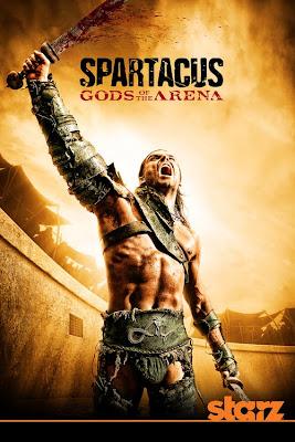 Assistir Spartacus Gods of The Arena Online (Legendado)