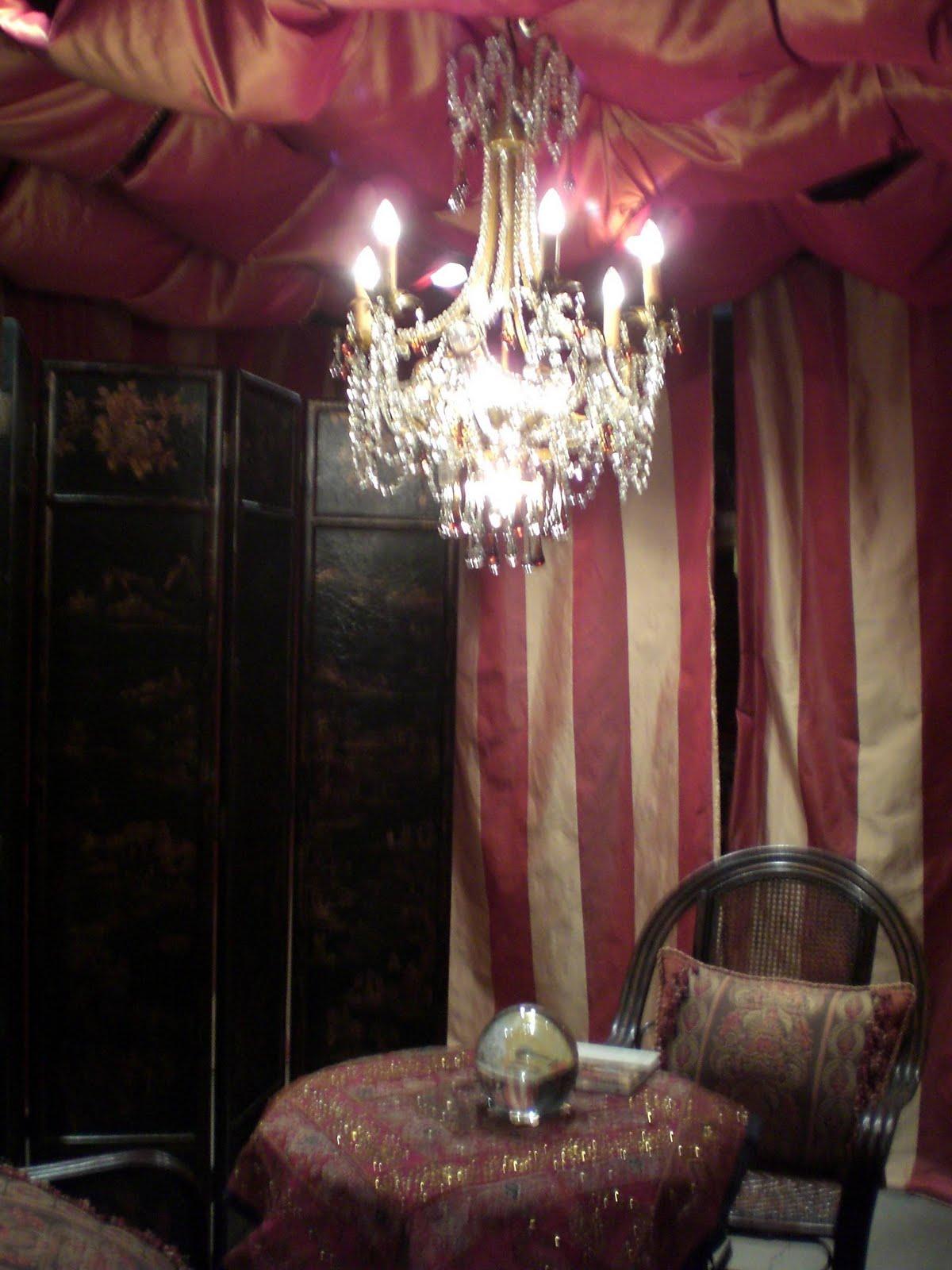 Fortune Teller Room Decor