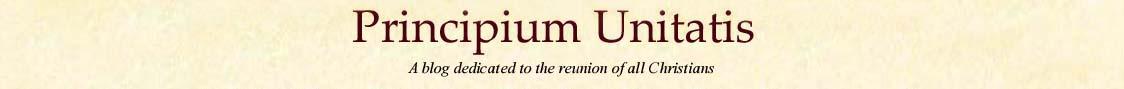 Principium Unitatis