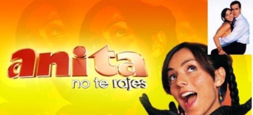 ANITA NO TE RAJES