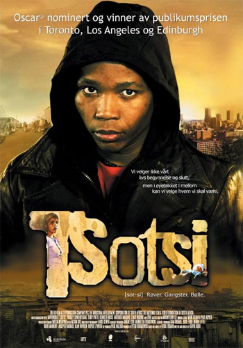 tsotsi film study notes Tsotsi as a novel and tsotsi as a film - a direct comparison3 3a  year 2010 in the subject english language and literature studies - literature, grade: 1,3.