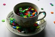 Um chá de estrelas ...