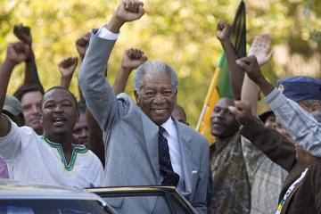 filme invictus morgan freeman as nelson mandela