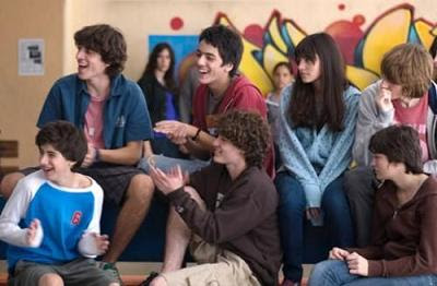 filme as melhores coisas do mundo colégio escola