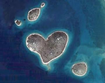 galesnjak ilha coração
