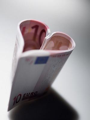 coração dinheiro