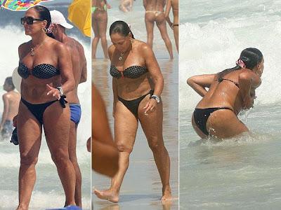 suzana vieira photoshop fail praia