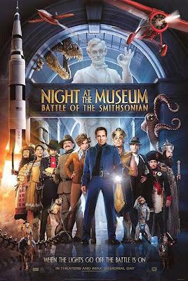 Uma Noite no Museu 2 poster