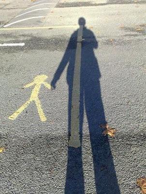 solidão amigo de sombra