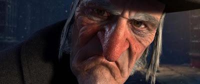 filme fantasmas de scrooge ranzinza mal humorado