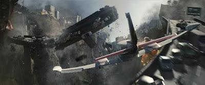 filme 2012 avião fugindo