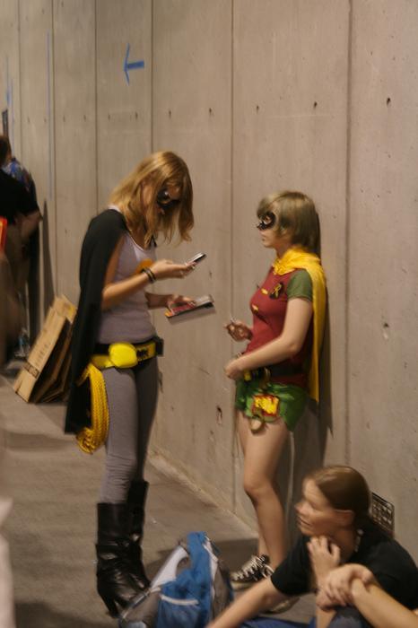 batman robin mulheres cosplay