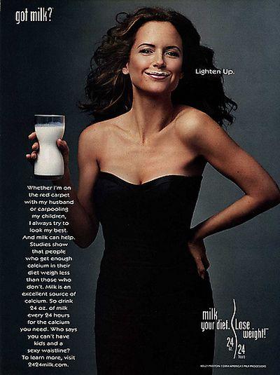 got milk mulheres bigode leite