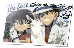Conan to Kaito (The Lost Ship In the Sky)