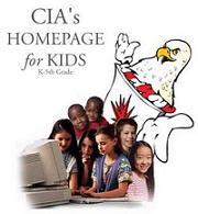 PÁGINA WEB DE LA CIA PARA NIÑOS