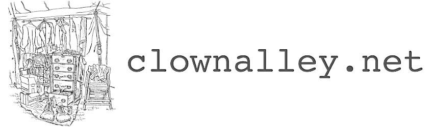 Pat Cashin's CLOWNALLEY.NET