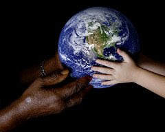 The EARTH belongs to ALL of US!