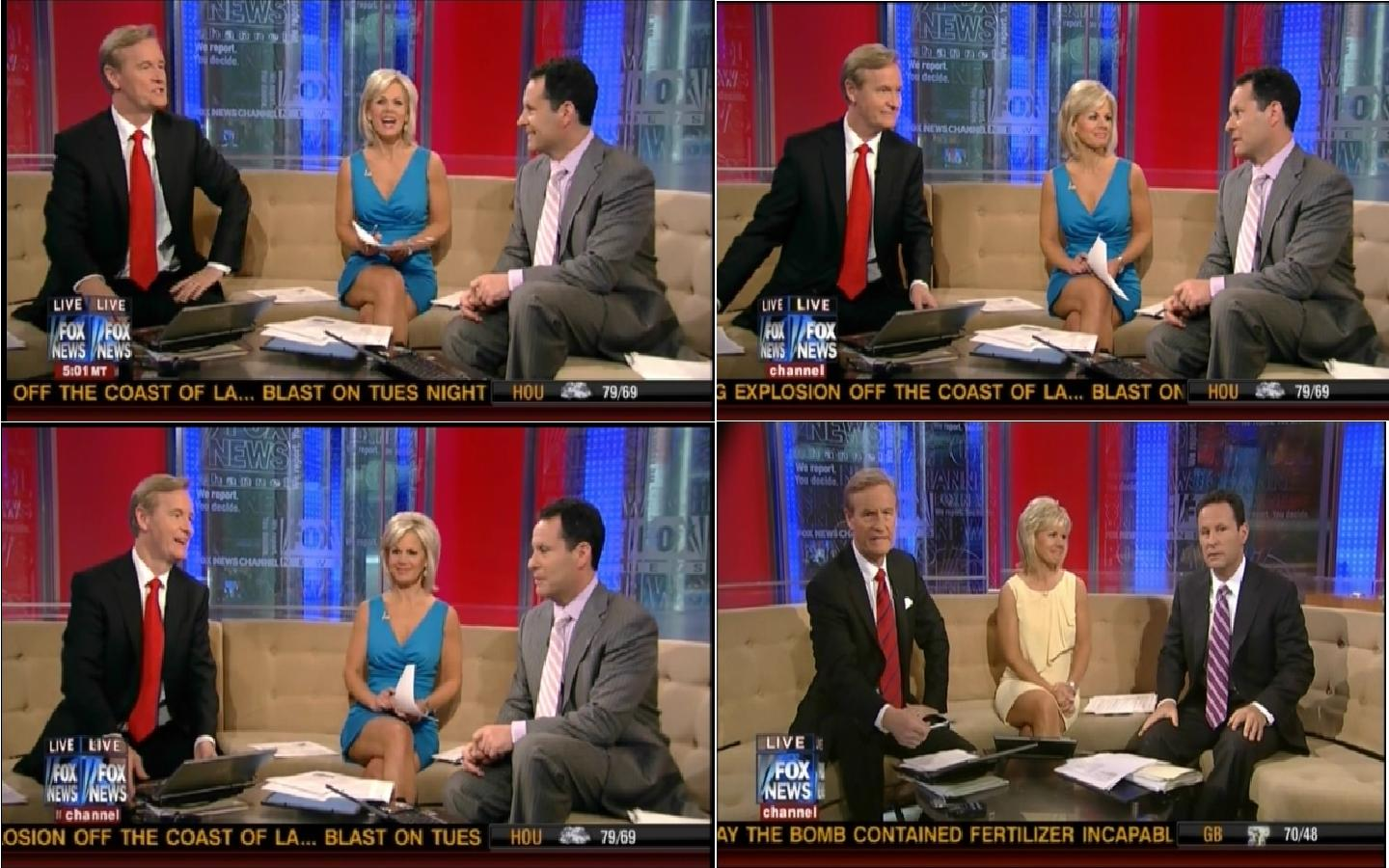 monday gretchen carlson caps pictures fox news channel fox and friends