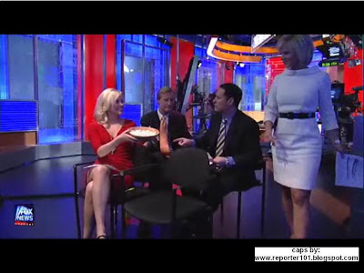 ... Dobson and Gretchen Carlson caps/pictures @ Fox News Fox and Friends