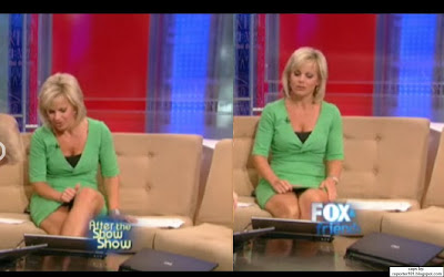 Opinion you gretchen carlson fox news upskirt pic sorry, that