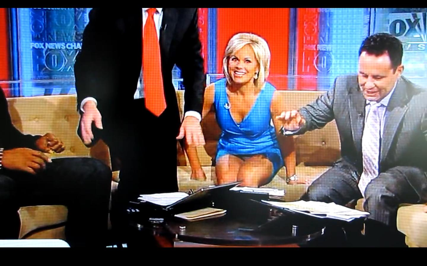 Infinitely fox news anchors upskirt useful