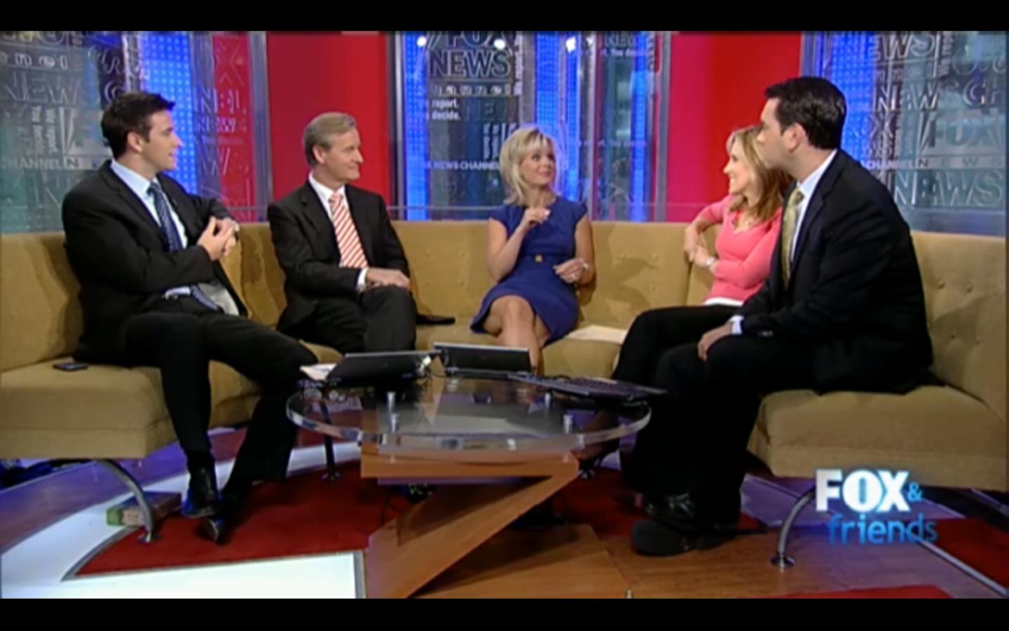 Fox and friends after the show show