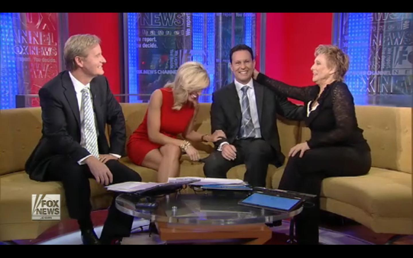 Week of nov british morning show and fox news fox and friends caps