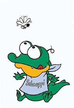 ich bin schnappi das kleine krokodil скачать видеоклип: