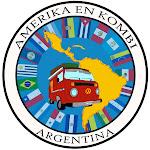 "Sticker Oficial ""Amérika en Kombi"""