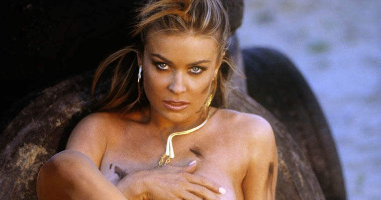 Solved. Carmen electra naked sex