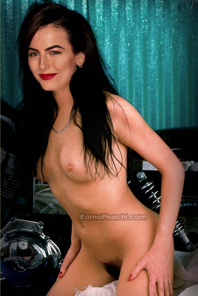 Camilla Belle nude and naked showing her hot nipples and pussy