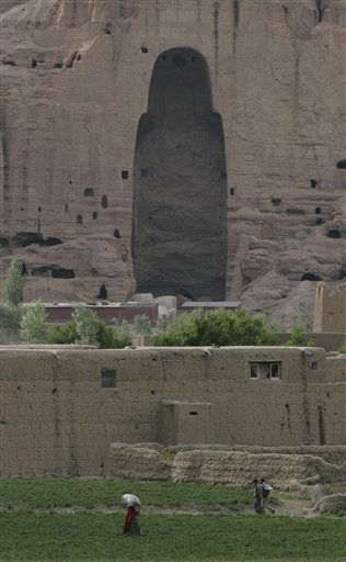 Bamiyan barbarity