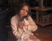 O meu maior tesouro com o meu gatinho Tommy