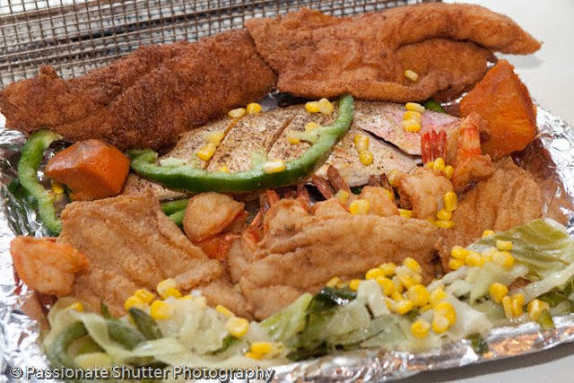 Halsey street grill soul food and seafood halsey street for Bed stuy fish fry nostrand ave