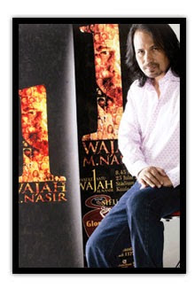 WALAUPUN bersedih dengan apa yang menimpa Konsert 1Wajah, namun M.Nasir yakin konsert tersebut akan direalitikan tidak lama lagi.