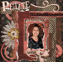 Gagnante du concours Memento Fête des mères 2008
