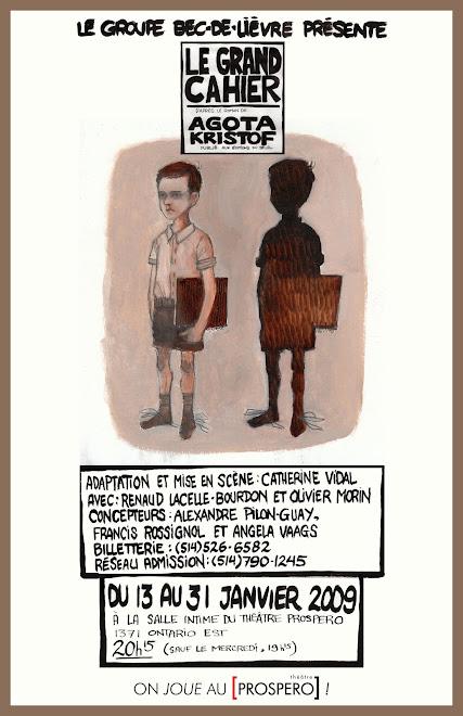 Illustration Olivier Morin ; Graphisme Francis Rossignol