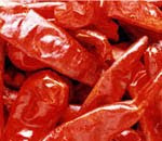 dried chilies cabe kering