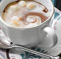 Rich Thick Hot Chocolate