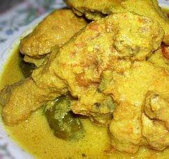 Besengek Chicken (Ayam Besengek)