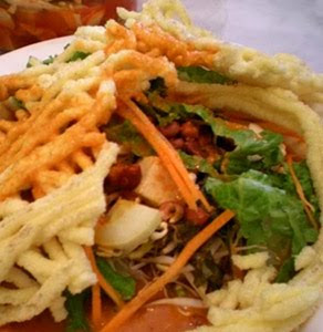 Sweet and Sour Salad Jakarta Style (Asinan Betawi)