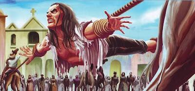 18 de mayo: Aniversario del Sacrificio Heroico de Túpac Amaru II