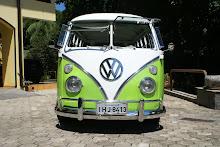 Mein T1 Bus 1974