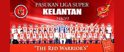 Kelantan 'The Red Warriors' 2009