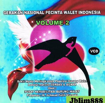 BURUNG WALET VCD 2
