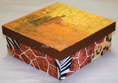 artesanato decoupage madeira mdf