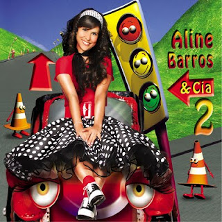Download  musicasBAIXAR CD Aline Barros – Aline Barros & Cia vol. 2 (2008)